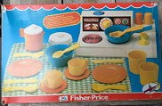 Keuken Playset (BOXED)_Fisher-Price Playset