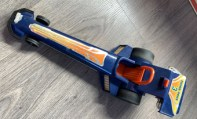Adventure People Dragster blauw_Fisher-Price 1980