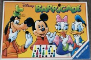 Disney Barricade _Ravensburger 1985